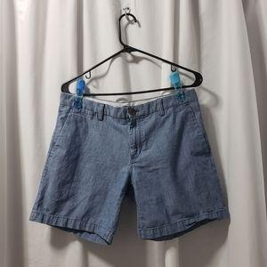 Banana Republic Shorts Size 6 Light Blue